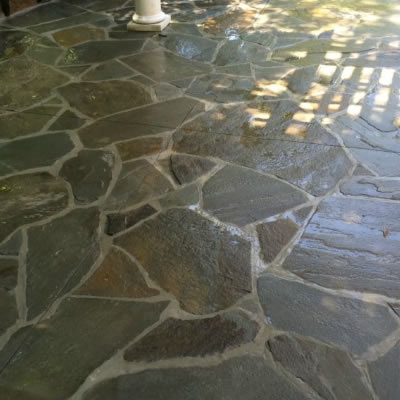 hardscaping and stonework