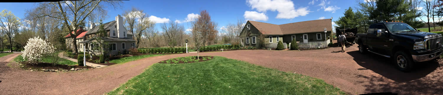 Landscaping, Lawn Mowing, Doylestown, Bucks County, PA